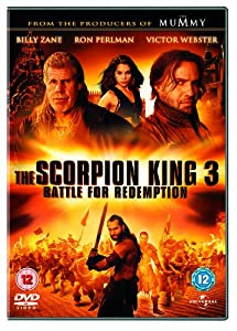 The Scorpion King 3: Battle for Redemption [DVD] [2012]