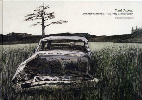 Tomi Ungerer : Les années canadiennes :