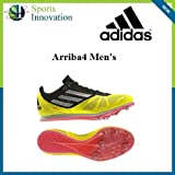 Arriba 4 adidas Mens sprinting spikes UK9