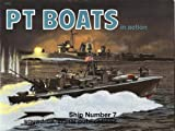 img - for PT Boats in Action - Warships No. 7 book / textbook / text book