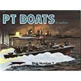 PT Boats in Action - Warships No. 7by T. Garth Connelly