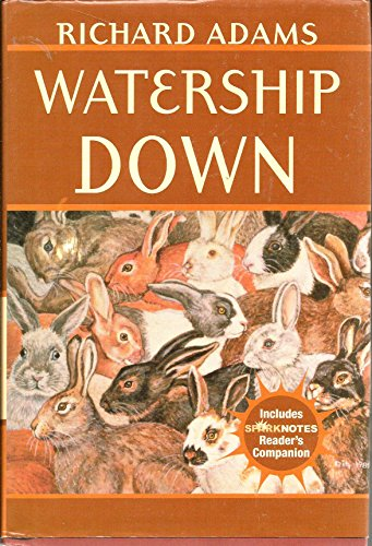 watership-down-sparknotes-readers-companion