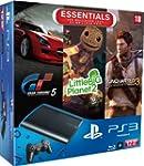 Console 12 Go Noire + Gran Turismo 5...