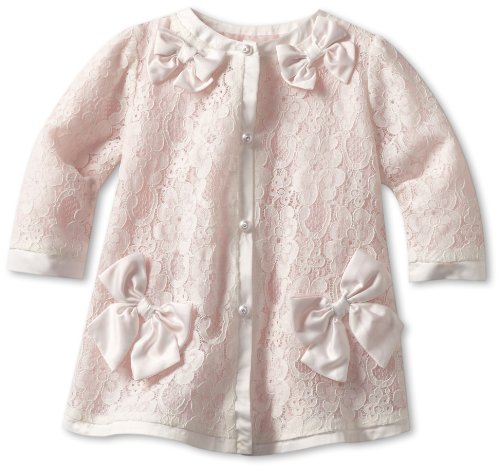 Review: Biscotti Baby-girls Infant Tea for Two Coat, Ivory/Pink, 24 Months  Review