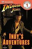 Indiana Jones Indy's Adventures (DK Readers Level 1) (1405344318) by Dk