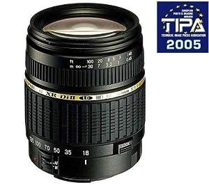 TAMRON AF lens 18-200mm F / 3.5-6.3 XR Di II LD Aspherical [IF] MACRO Plus UV filter 62mm