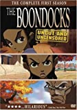 51KnTUtaysL. SL160  The Boondocks: The Complete First Season