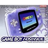 Game Boy Advance Console in Glacier