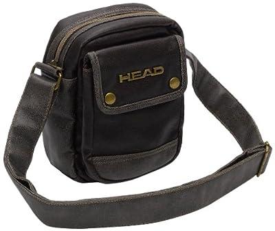 HEAD Memphis Small shoulder bag - Dark Brown by HEAD