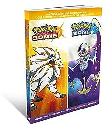 Pokemon Sonne und Pokemon Mond (Lösungsbuch)