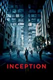 INCEPTION - Leonardo DiCaprio - US Imported Movie Wall Poster Print - 30CM X 43CM Brand New