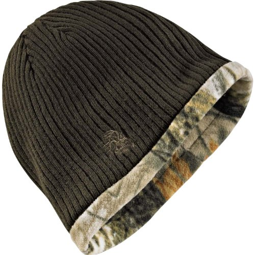Lowest Price! Legendary Whitetails Men's Trophy Buck Reversible Knit Camo Hat