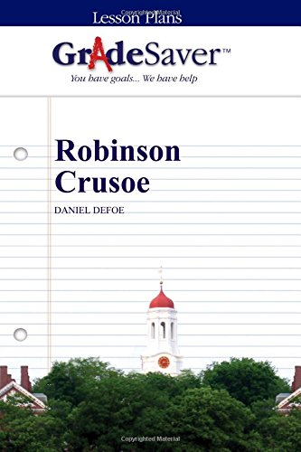 Robison crusoe as economic men essay