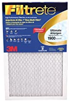 3M UA23DC-6 Filtrate Ultimate Allergen Reduction Filter, 14
