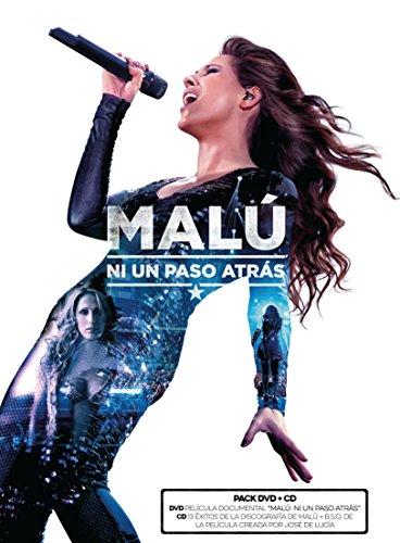 Malú: Ni Un Paso Atrás (Dvd + Cd) [ Non-usa Format: Pal -Import- Spain ]