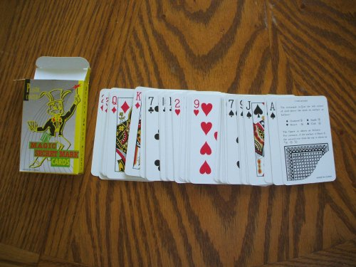 Loftus International Magic Secret Marked Card Deck