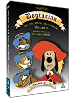 Dogtanian And The Three Muskehounds Vol.2 - [DVD] [1991]