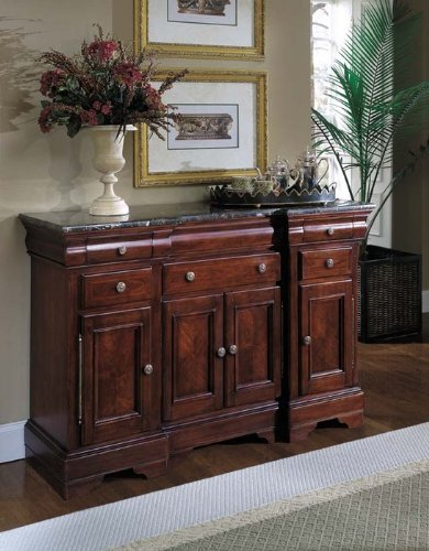 Buy Low Price Universal Furniture Avignon Sideboard with Marble Top by Universal Furniture (B003F89K28)