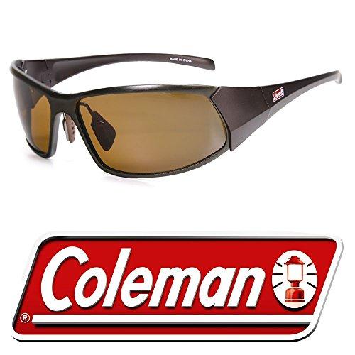 Coleman 偏光サングラス CO5020-2 ブラウン