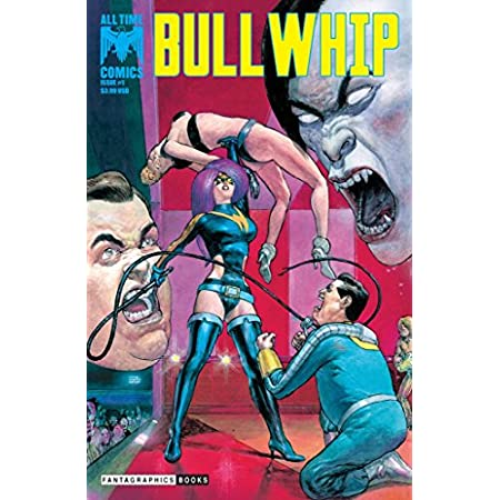 All Tiem Comics: Bullwhip #1