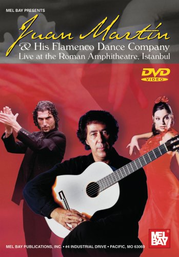 Juan Martin And His Flamenco Dance Company: Live In Istanbul [DVD] [2009] [Multi-Region]
