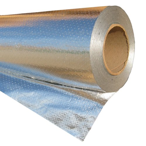 RadiantGUARD Ultima-FOIL Radiant Barrier Foil Insulation (500 square feet roll) U-500-B (Insulation For A Shed compare prices)