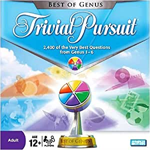 Trivial Pursuit Best of Genus Edition Board Game