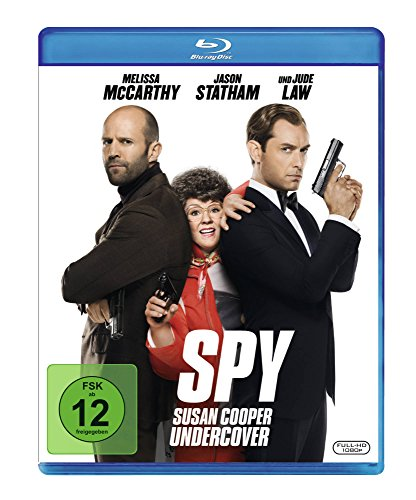Spy: Susan Cooper Undercover [Blu-ray]