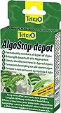 Tetra 157743 AlgoStop depot, formstabile Tabletten zur gezielten Langzeitbekämpfung von Algen in Süßwasseraquarien, 12 Tabletten