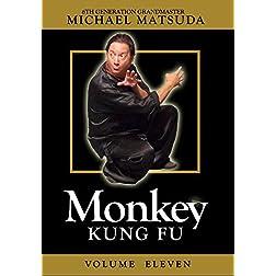 Monkey Kung Fu: Volume 11
