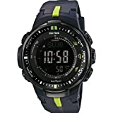 Watch Casio Pro Trek Prw-3000-2er Men´s Black