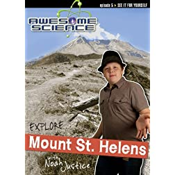 DVD-Explore Mount St. Helens