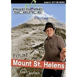 DVD-Explore Mount St. Helens