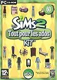 echange, troc Les Sims 2 : Kit Tout pour les ados