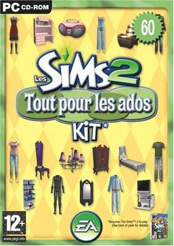 Electronic Arts Les Sims 2 Kit Tout pour les Ados PC