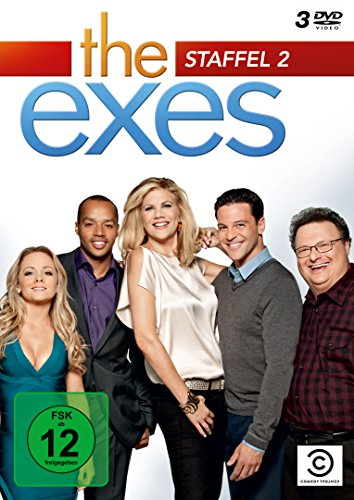 The Exes - Staffel 2 [3 DVDs]