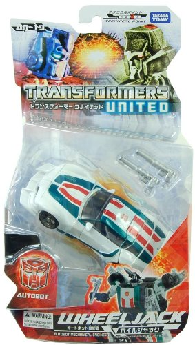 Transformers UN19 TF United Wheeljack (Transformers United Wheeljack compare prices)