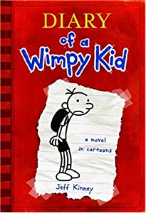 "Cover of ""Diary of a Wimpy Kid"""