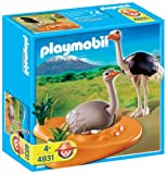 Playmobil 4831 Ostrich Family with Nest