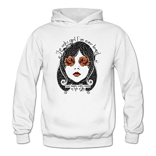 Tommery Women's Neutral Milk Hotel Long Sleeve Sweatshirts Hoodie (Neutral Milk Hotel Hoodie compare prices)
