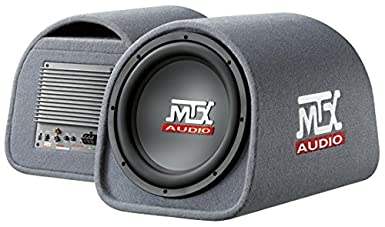 Ea Performance - Caisson Tube Mtx Audio Reflex Amplifié Rt12Pt 30Cm 150W