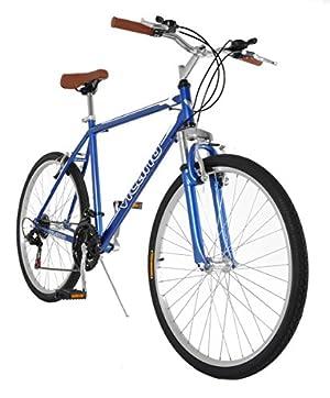 Vilano C1 Comfort Road Bike Shimano 21 Speeds 26 Wheels, Size 20