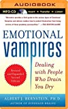 img - for Emotional Vampires: Dealing with People Who Drain You Dry book / textbook / text book