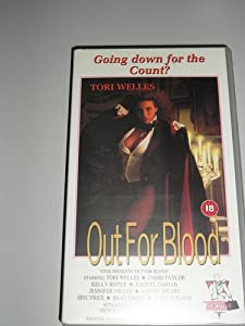 Out For Blood Tori Welles Cheri Taylor Amazon Co Uk Video