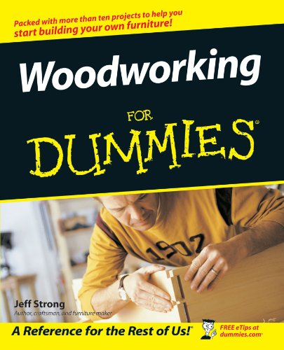 Woodworking For Dummies front-1084329