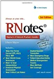 RNotes: Nurses Clinical Pocket Guide