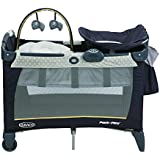 Graco Pack 'n Play Playard with Newborn Napper Station LX, Henson