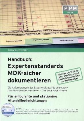 Expertenstandards MDK-sicher dokumentieren von Sandra Herrgesell