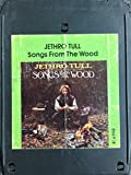 JETHRO TULL Songs From The Wood 8 Track tape