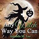 Any Witch Way You Can (Wicked Witches of the Midwest Book 1) Audiobook by Amanda M. Lee Narrated by  Aris